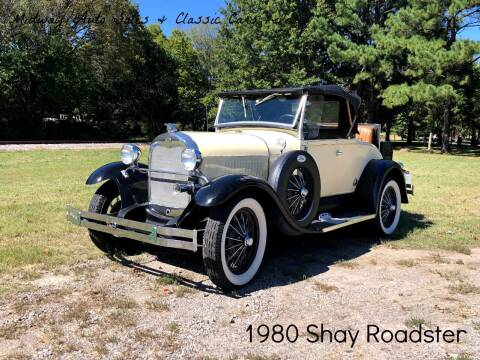 1980 Ford Shay Roadster for sale at MIDWAY AUTO SALES & CLASSIC CARS INC in Fort Smith AR