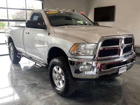 2014 RAM Ram Pickup 2500 for sale at Crossroads Car & Truck in Milford OH