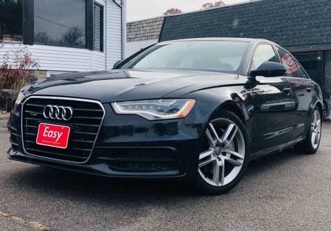 2014 Audi A6 for sale at Easy Autoworks & Sales in Whitman MA