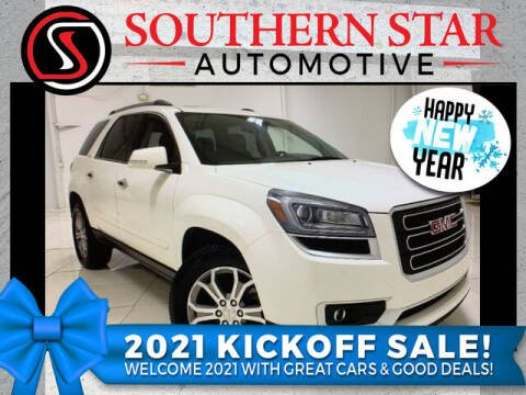 2013 GMC Acadia for sale at Southern Star Automotive, Inc. in Duluth GA