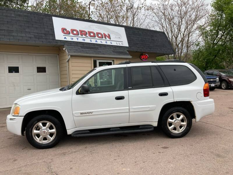 2003 GMC Envoy for sale at Gordon Auto Sales LLC in Sioux City IA