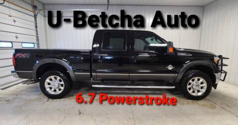 2016 Ford F-250 Super Duty for sale at Ubetcha Auto in St. Paul NE