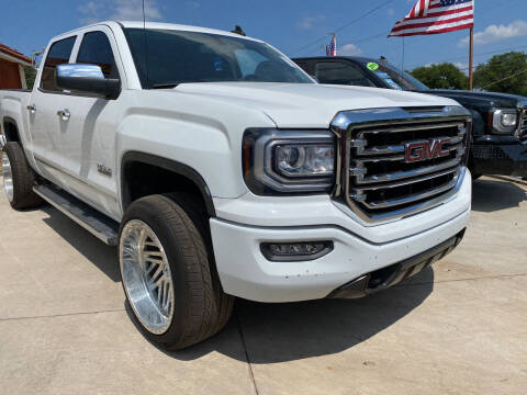 2018 GMC Sierra 1500 for sale at Speedway Motors TX in Fort Worth TX