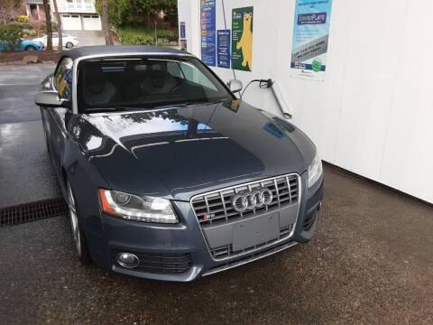 2010 Audi S5 for sale at METROPOLITAN MOTORS in Kirkland WA