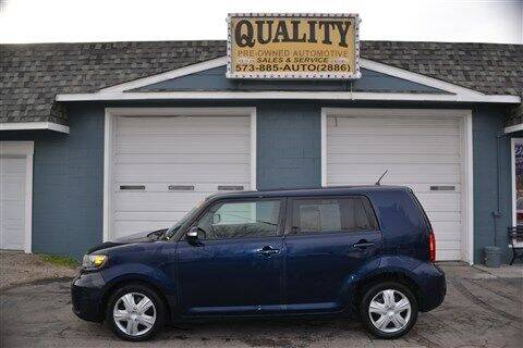 2008 Scion xB for sale at Quality Pre-Owned Automotive in Cuba MO