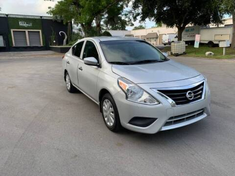 2016 Nissan Versa for sale at Roadmaster Auto Sales in Pompano Beach FL