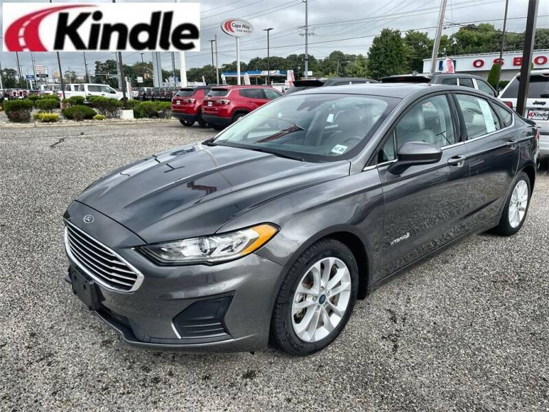 2019 Ford Fusion Hybrid for sale in Cape May Court House, NJ