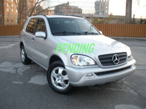 2002 Mercedes-Benz M-Class for sale at Autobahn Motors USA in Kansas City MO