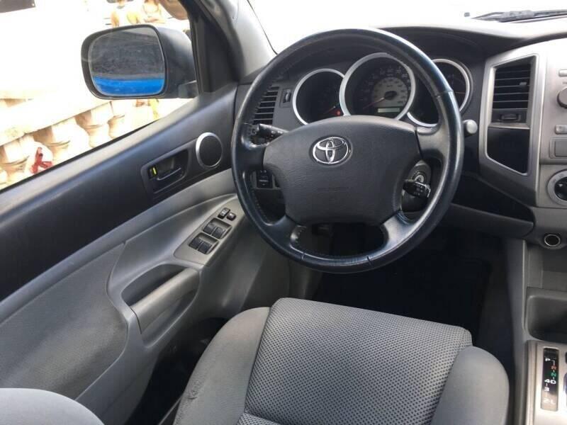 2008 Toyota Tacoma 4x2 PreRunner V6 4dr Double Cab 5.0 ft. SB 5A - Augusta GA