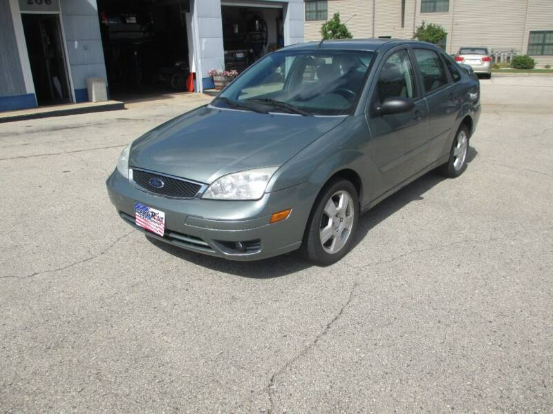 2005 Ford Focus for sale at Cars R Us Sales & Service llc in Fond Du Lac WI