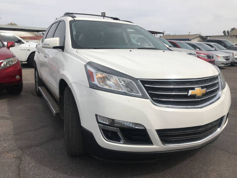 2015 Chevrolet Traverse for sale at Town and Country Motors in Mesa AZ