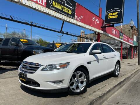 2010 Ford Taurus for sale at Manny Trucks in Chicago IL
