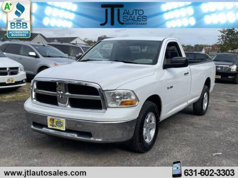 2010 Dodge Ram Pickup 1500 for sale at JTL Auto Inc in Selden NY