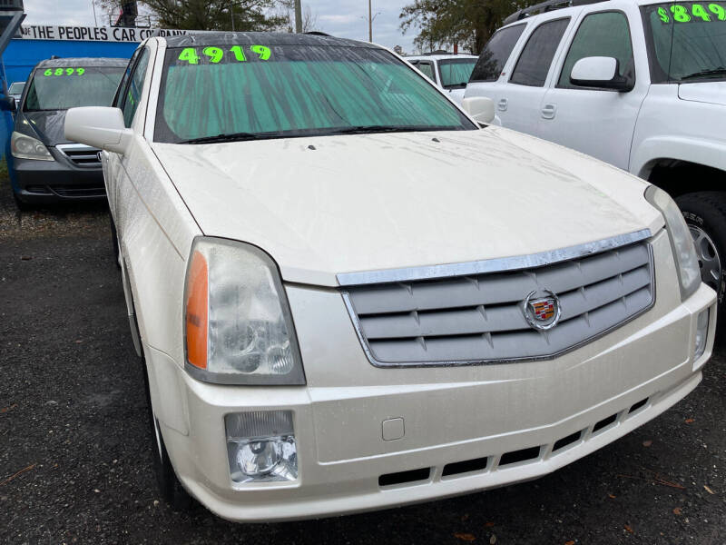 2007 Cadillac SRX for sale at The Peoples Car Company in Jacksonville FL
