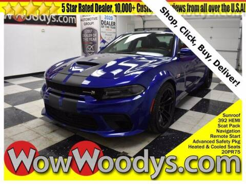 2020 Dodge Charger for sale at WOODY'S AUTOMOTIVE GROUP in Chillicothe MO