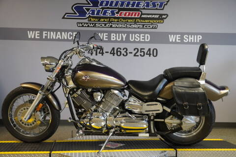 2001 Yamaha V Star 1100 Custom for sale at Southeast Sales Powersports in Milwaukee WI