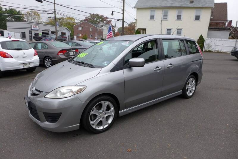 2010 Mazda MAZDA5 for sale at FBN Auto Sales & Service in Highland Park NJ