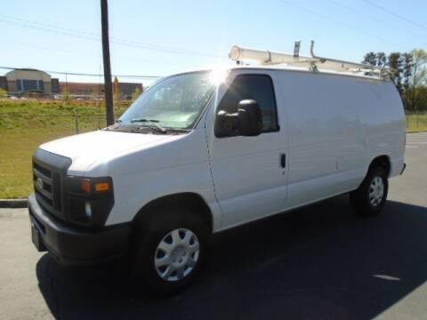 2012 Ford E-Series Cargo for sale at Atlanta Auto Max in Norcross GA