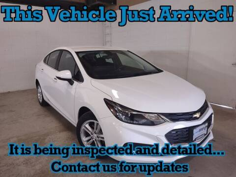2018 Chevrolet Cruze for sale at CarSwap in Sioux Falls SD