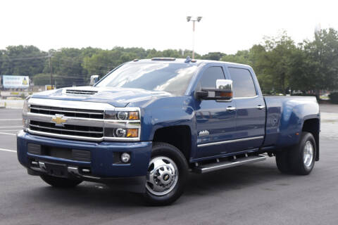 2018 Chevrolet Silverado 3500HD for sale at Auto Guia in Chamblee GA
