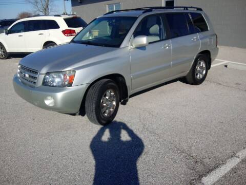 2005 Toyota Highlander for sale at CarZip in Indianapolis IN