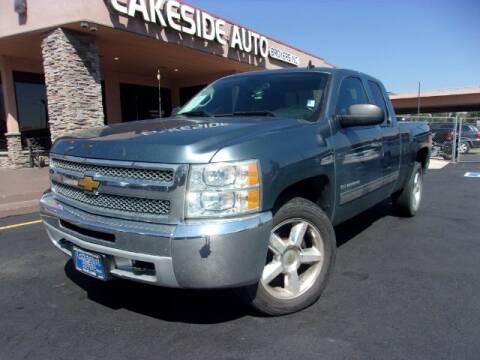 2013 Chevrolet Silverado 1500 for sale at Lakeside Auto Brokers Inc. in Colorado Springs CO