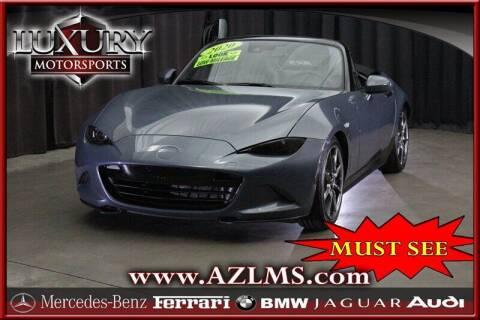 2020 Mazda MX-5 Miata for sale at Luxury Motorsports in Phoenix AZ