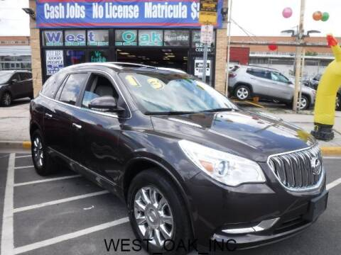 2013 Buick Enclave for sale at West Oak in Chicago IL