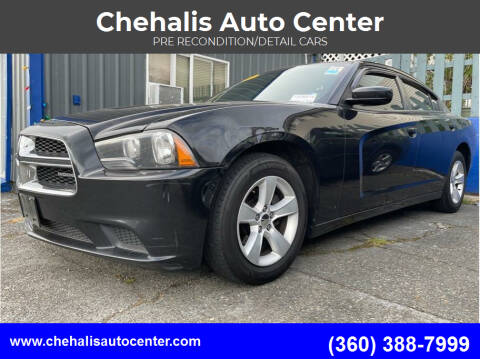 2011 Dodge Charger for sale at Chehalis Auto Center in Chehalis WA