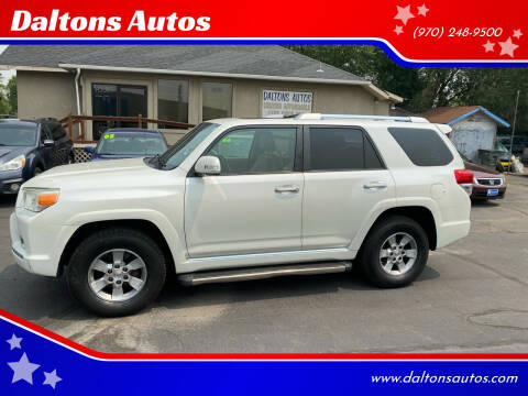 2010 Toyota 4Runner for sale at Daltons Autos in Grand Junction CO