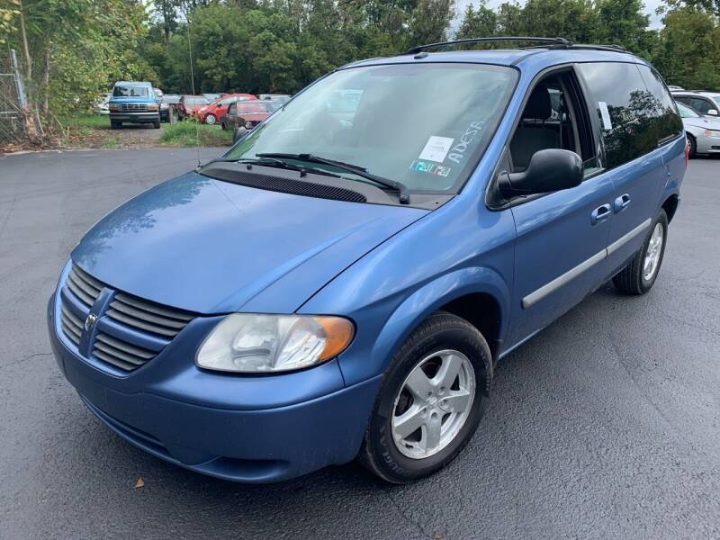 2007 Dodge Caravan for sale at Trocci's Auto Sales in West Pittsburg PA