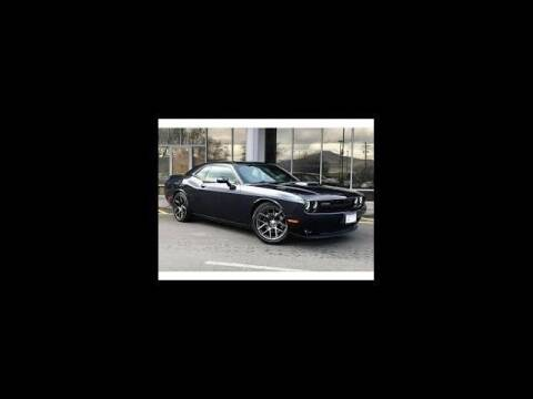 2016 Dodge Challenger for sale at Credit Connection Sales in Fort Worth TX