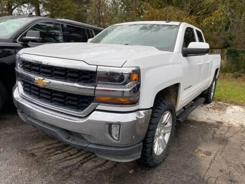 2017 Chevrolet Silverado 1500 for sale at ATLANTA TRUCK CENTER LLC in Brookhaven GA