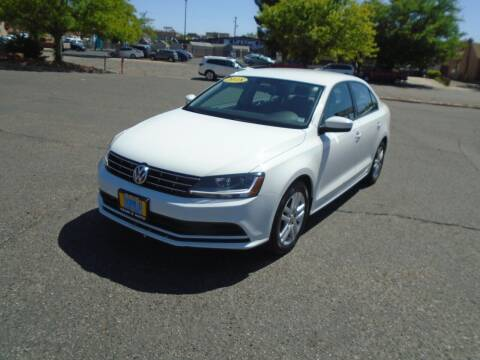 2018 Volkswagen Jetta for sale at Team D Auto Sales in St George UT