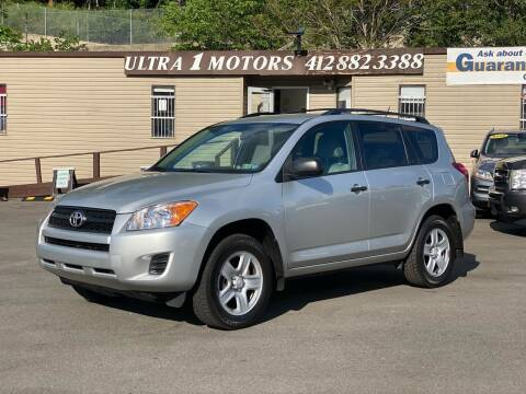 2010 Toyota RAV4 for sale at Ultra 1 Motors in Pittsburgh PA