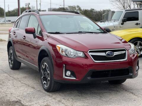 2016 Subaru Crosstrek for sale at AWESOME CARS LLC in Austin TX