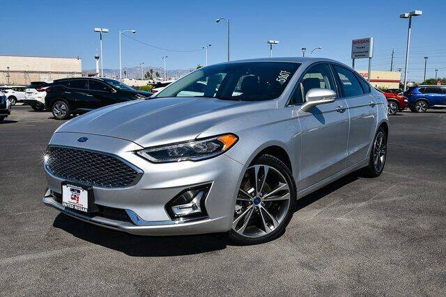 2019 Ford Fusion for sale in Las Vegas, NV