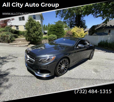 2015 Mercedes-Benz S-Class for sale at All City Auto Group in Staten Island NY