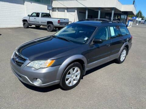 2009 Subaru Outback for sale at TacomaAutoLoans.com in Tacoma WA
