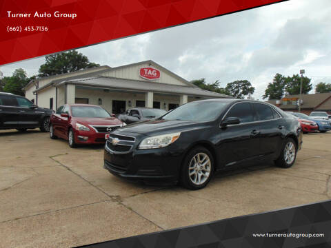 2013 Chevrolet Malibu for sale at Turner Auto Group in Greenwood MS