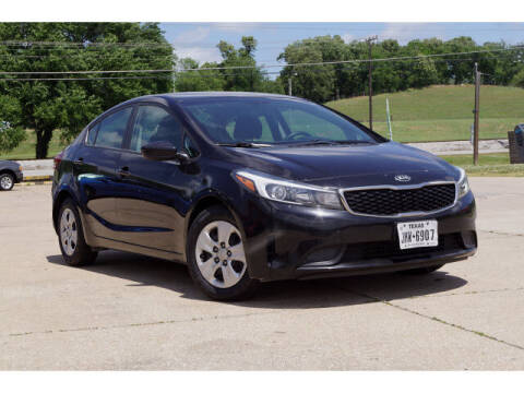 2017 Kia Forte for sale at Sand Springs Auto Source in Sand Springs OK