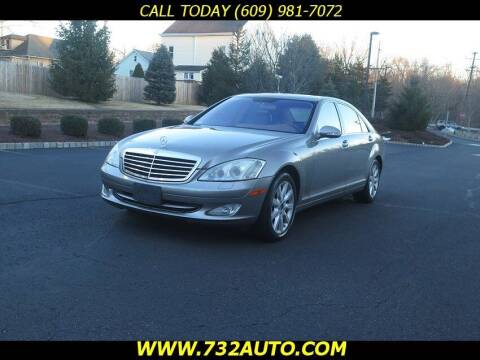 2008 Mercedes-Benz S-Class for sale at Absolute Auto Solutions in Hamilton NJ
