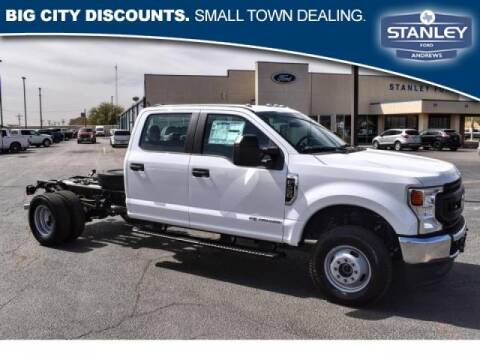 2021 Ford F-350 Super Duty for sale at STANLEY FORD ANDREWS in Andrews TX