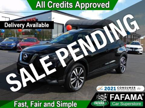 2019 Nissan Kicks for sale at FAFAMA AUTO SALES Inc in Milford MA