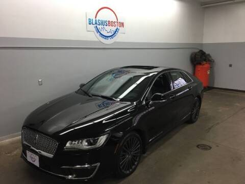 2017 Lincoln MKZ for sale at WCG Enterprises in Holliston MA