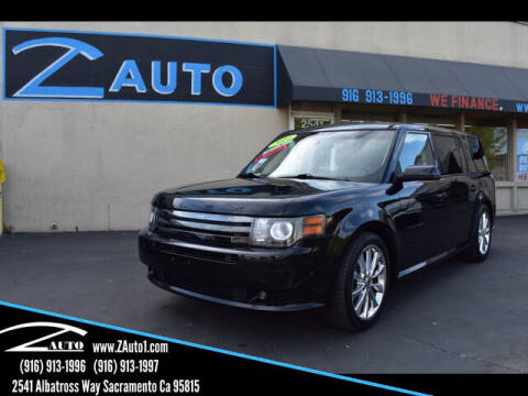2011 Ford Flex for sale at Z Auto in Sacramento CA