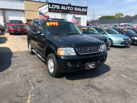 2005 Ford Explorer for sale at Lo's Auto Sales in Cincinnati OH
