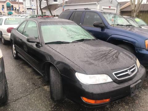 1997 Acura CL for sale at American Dream Motors in Everett WA