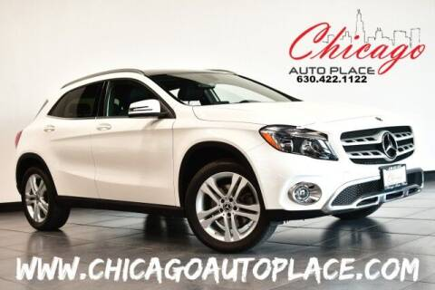 2018 Mercedes-Benz GLA for sale at Chicago Auto Place in Bensenville IL