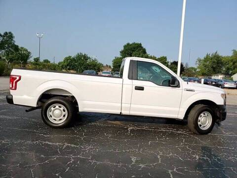 2017 Ford F-150 for sale at Hawk Chevrolet of Bridgeview in Bridgeview IL